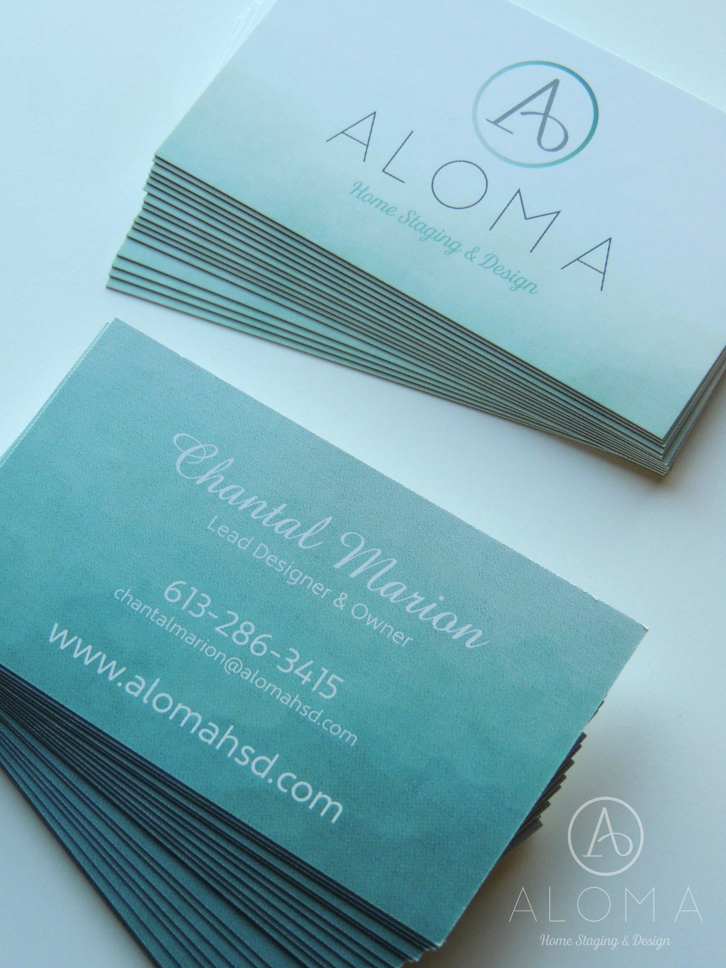 Aloma Home Staging & Design - Chantal Marion Lead Designer & Owner