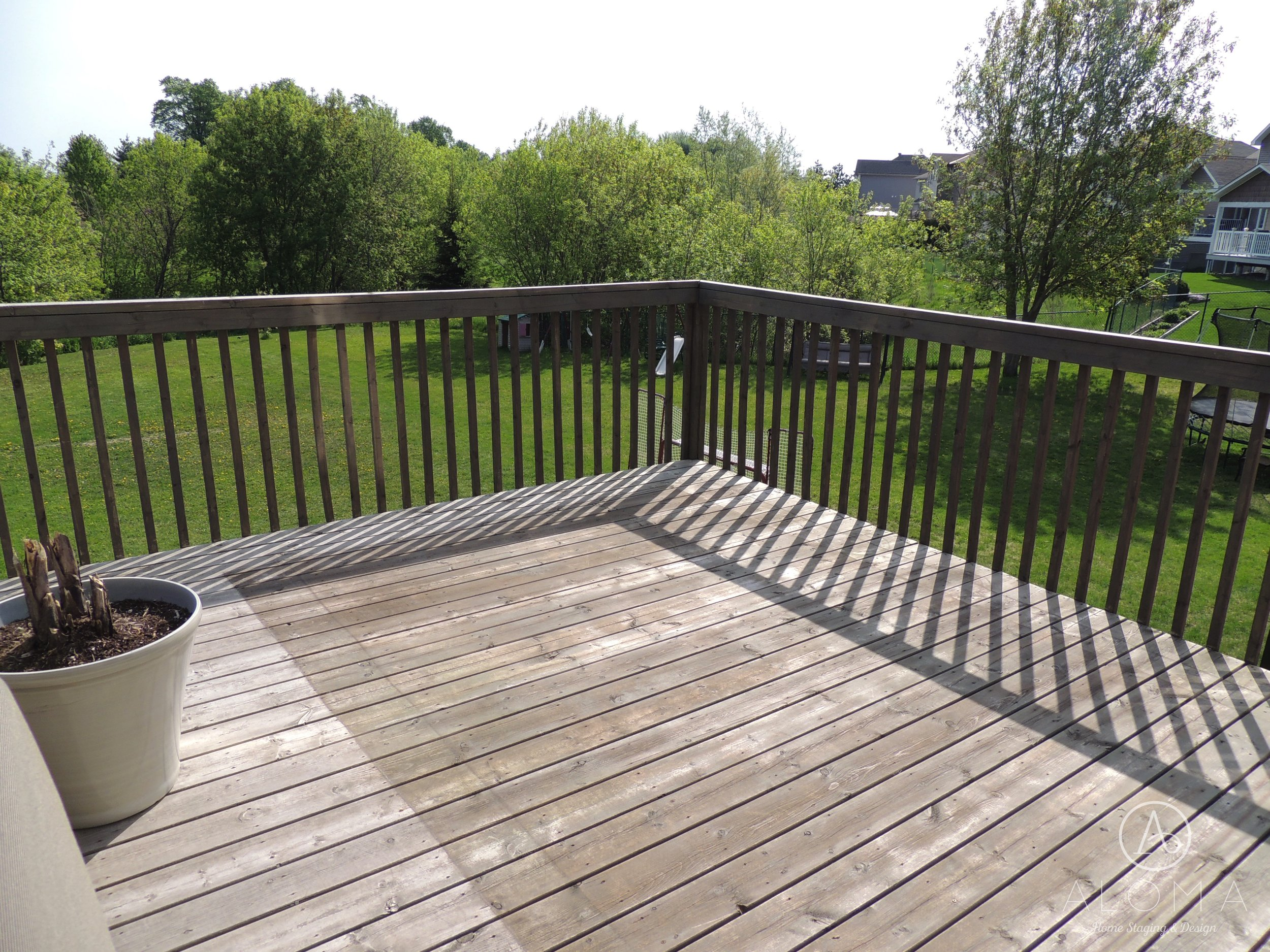 Before-Deck- ALOMA Home Staging & Design