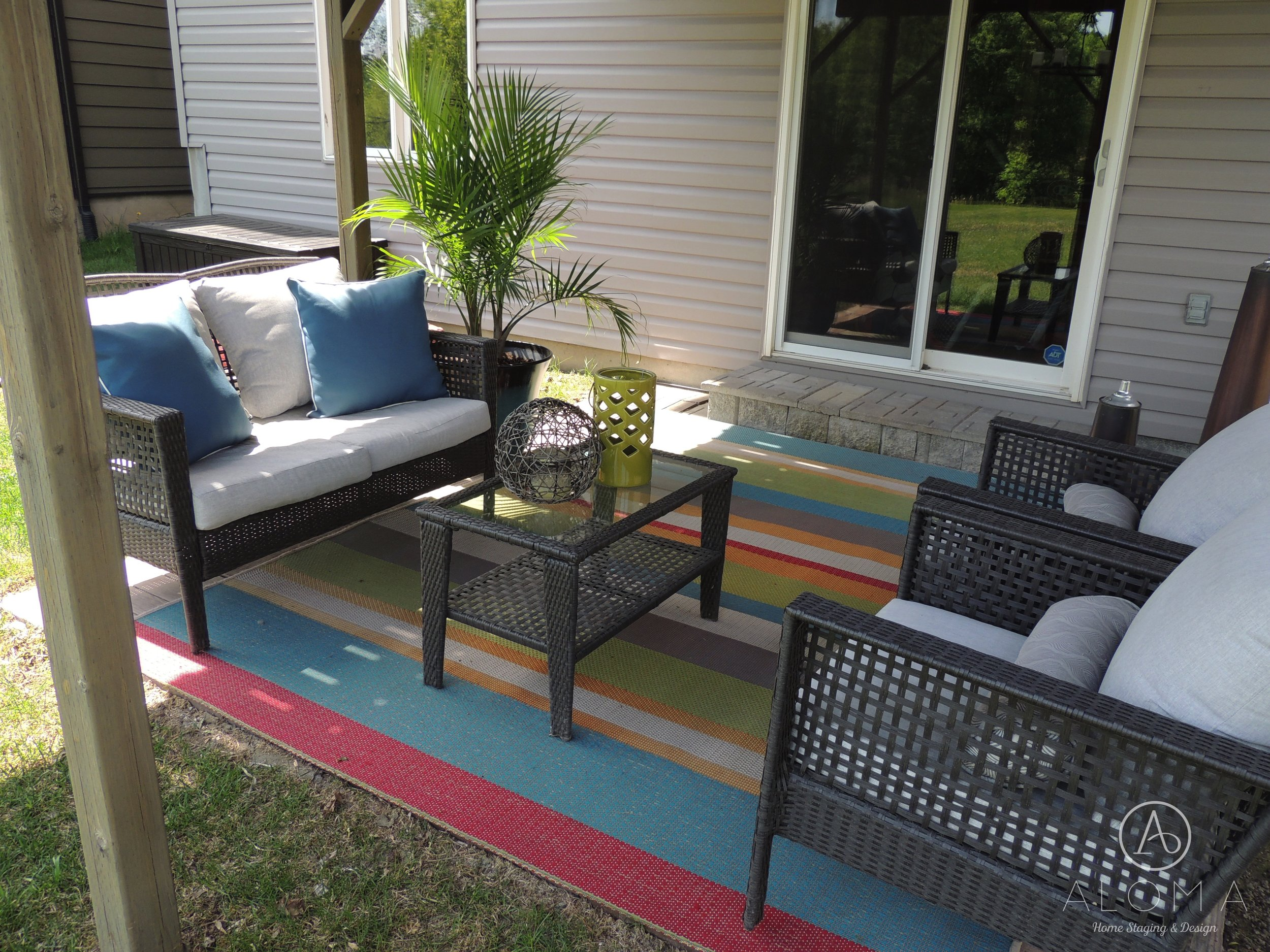 After-Walk-out-ALOMA Home Staging & Design
