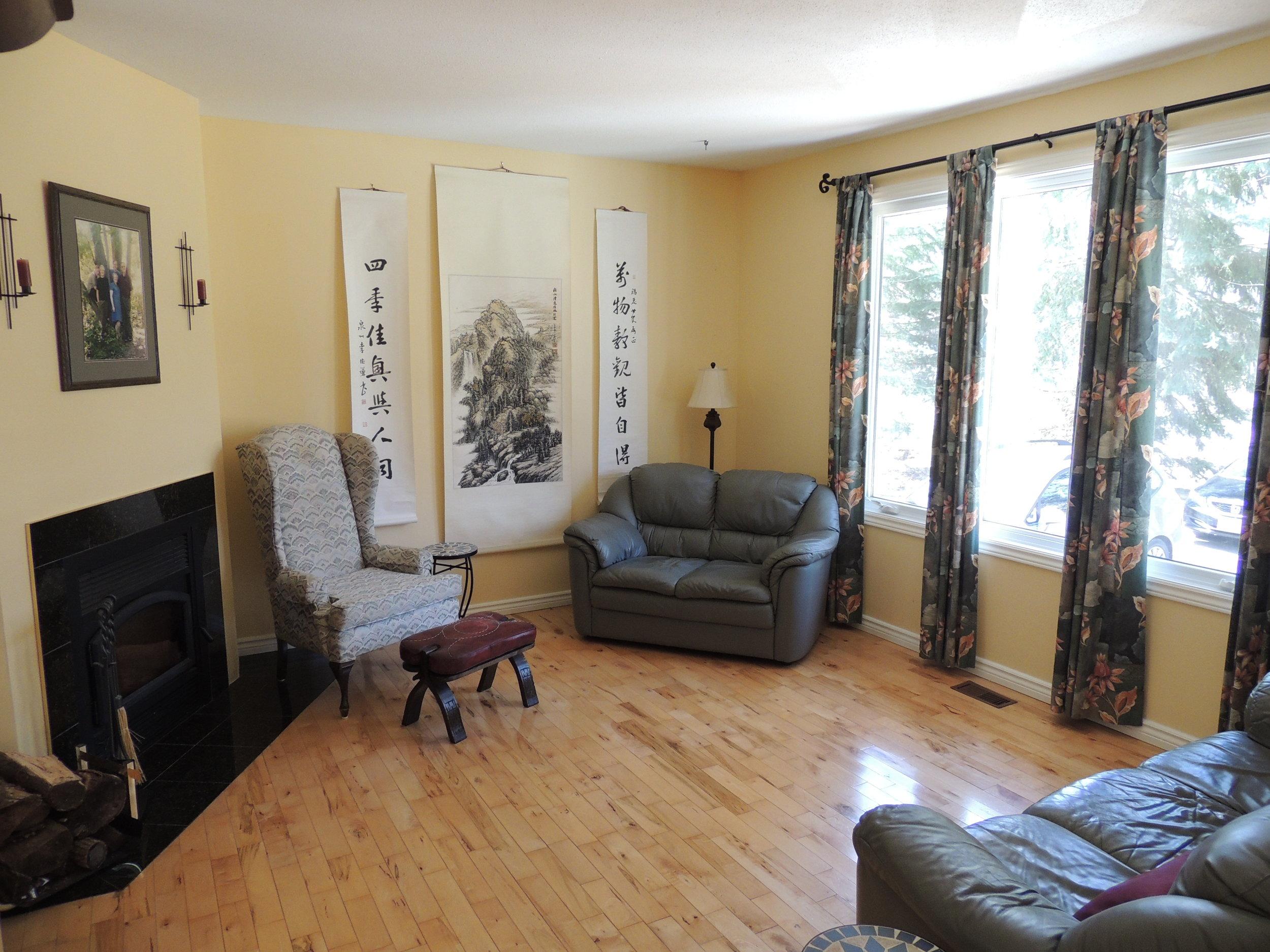 After-Living Room- ALOMA Home Staging & Design