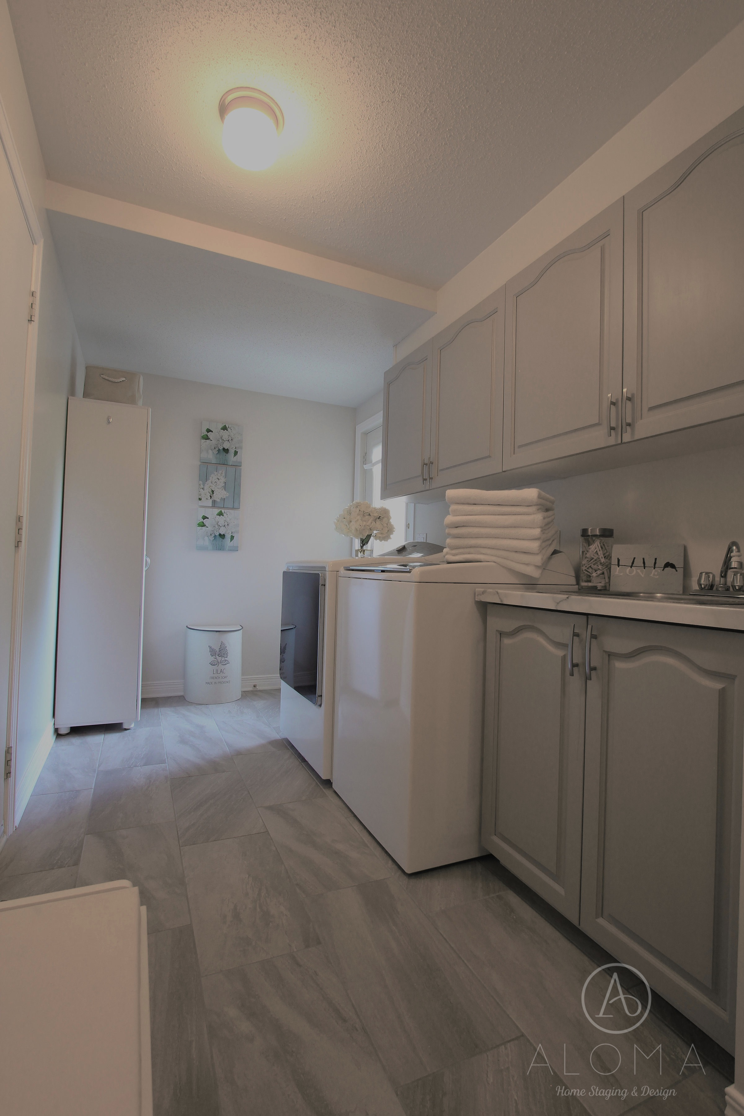 After-Laundry By ALOMA Home Staging & Design