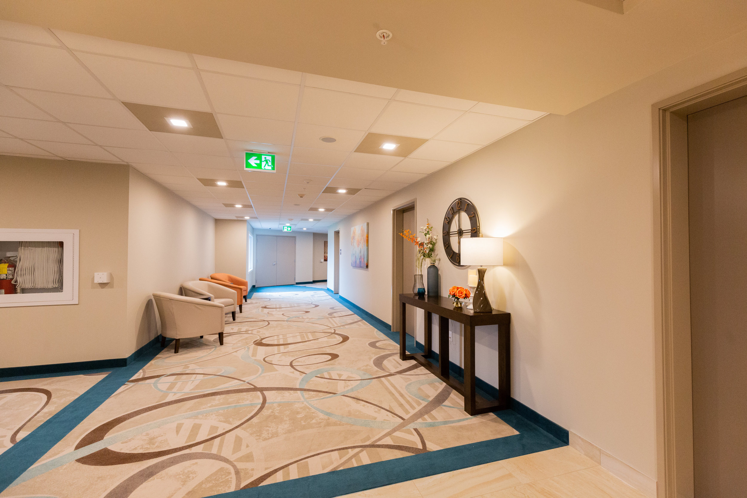 4th Floor Aquatria- (ALOMA)