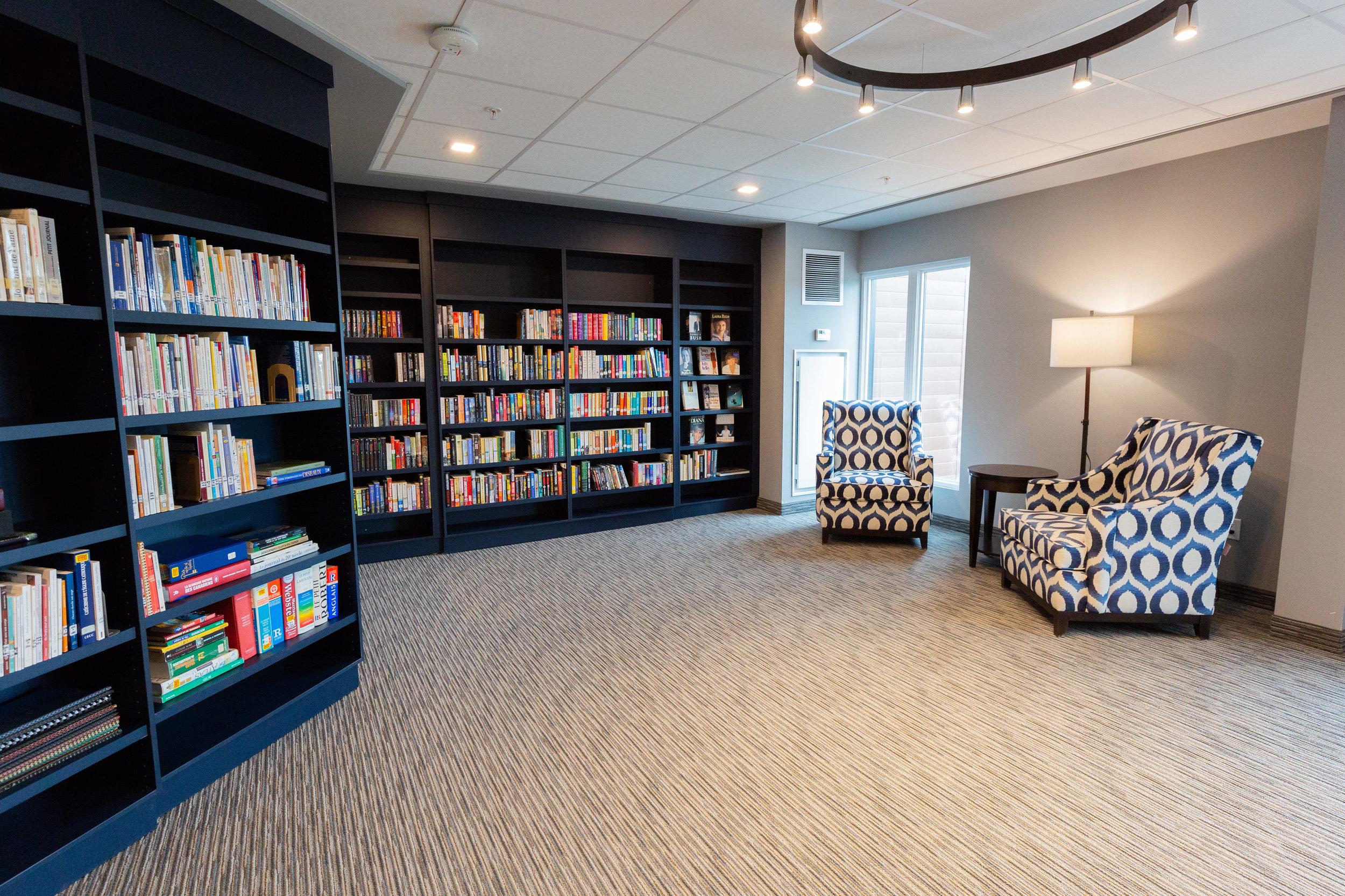 Library Aquatria-(ALOMA)