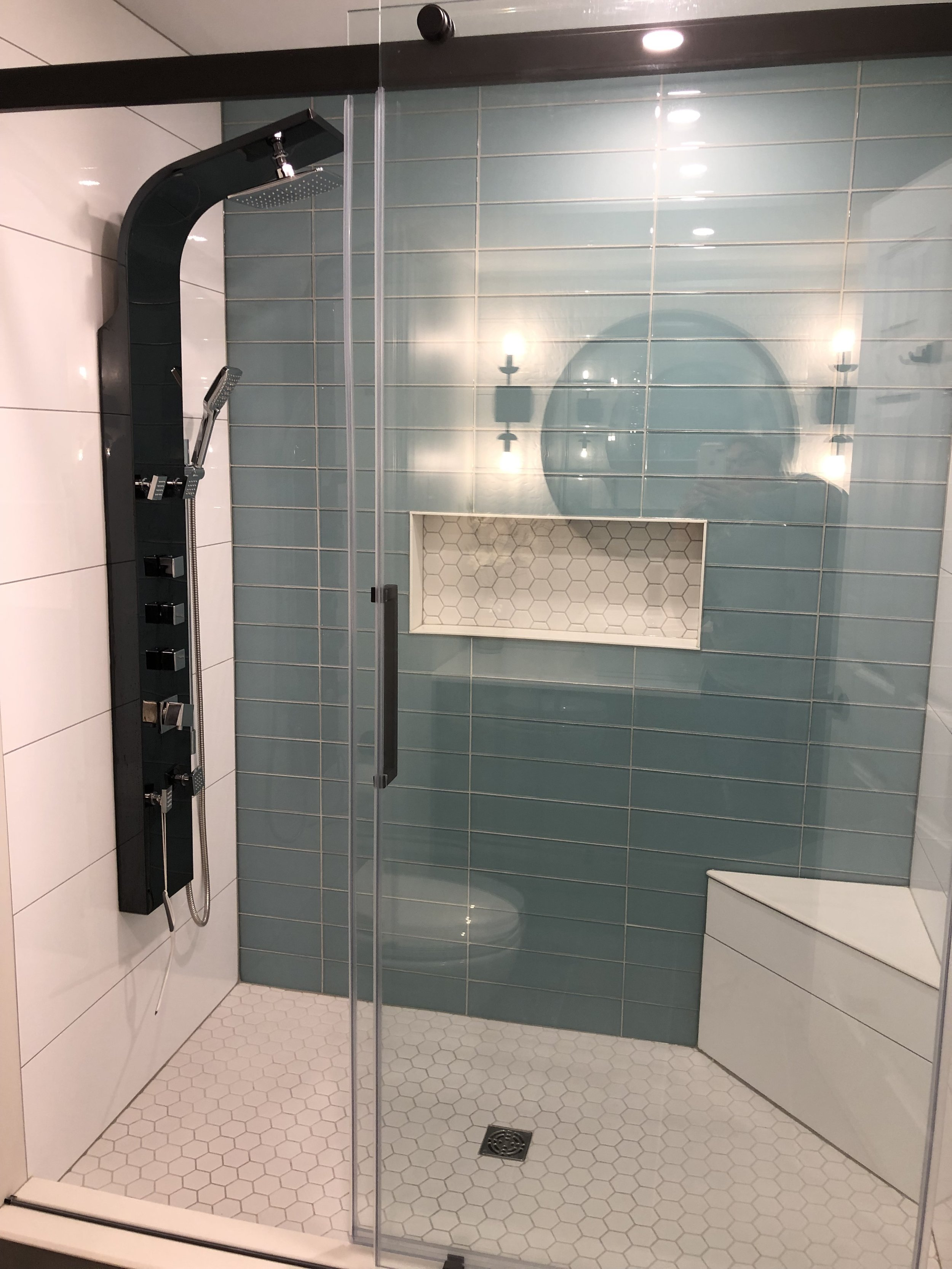 After-Château Bathroom By ALOMA Home Staging & Design
