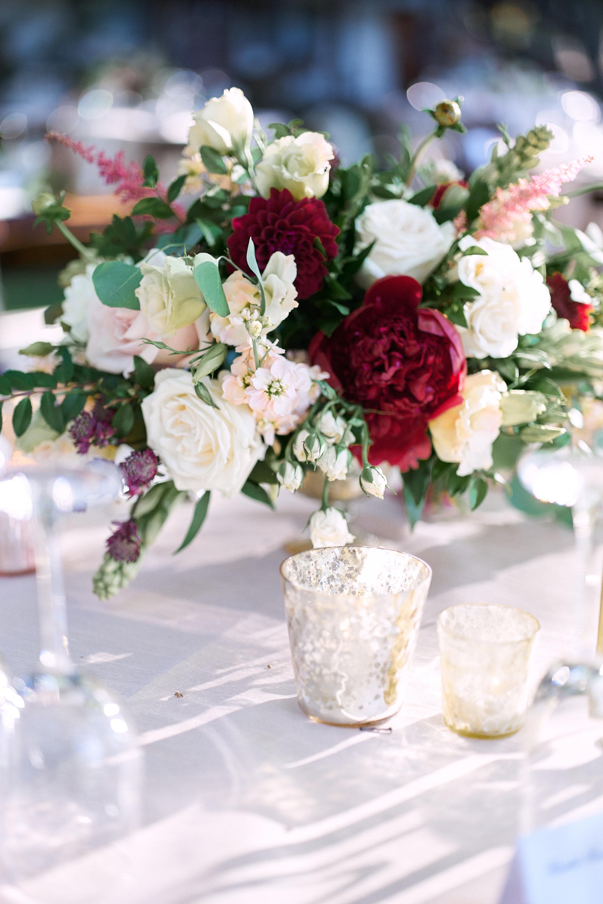 Florals:  Unique Floral Designs  Styling:  Star Hansen Events