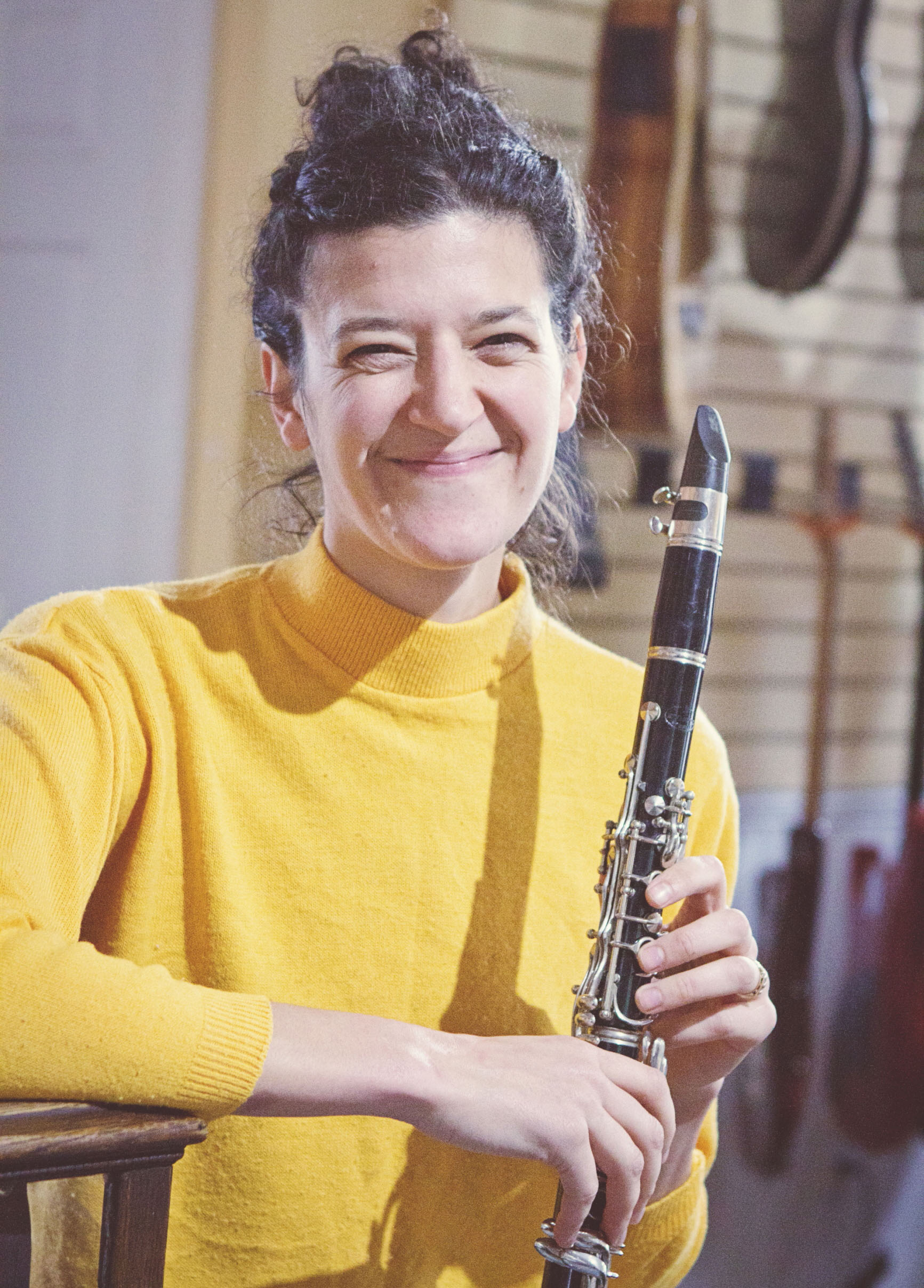 Nicola Miller Saxophone, Flute, Clarinet  Nicola has years of experience teaching individuals and classes in Toronto, Montreal, and Lochgilphead, Scotland to a wide range of students of all ages, including autistic children. She studied Indian flute in Mayur Vihar, India, and has performed jazz and experimental music in Toronto. She has degrees in jazz and music education from Humber College and McGill University.