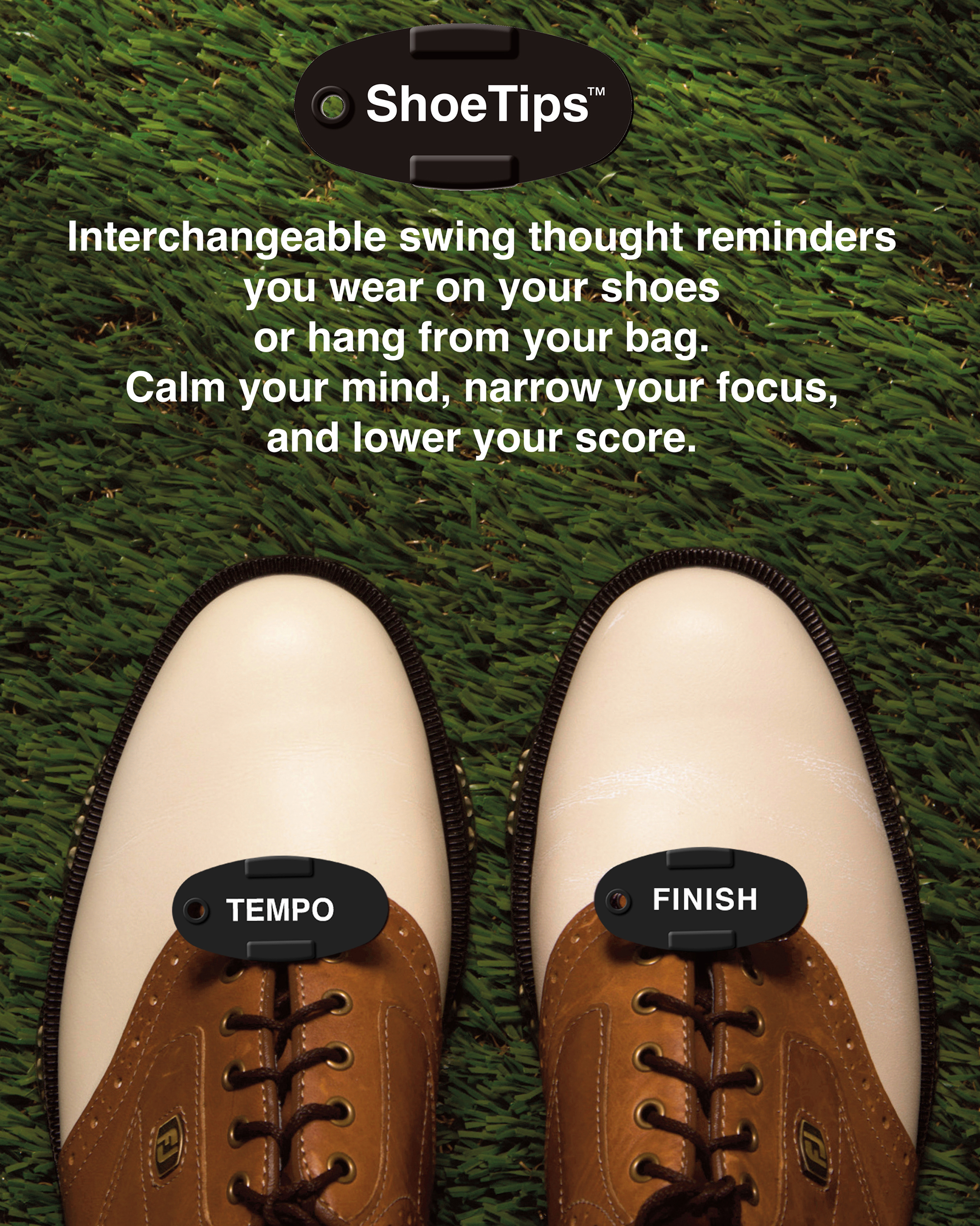 ShoeTips Golf Training Aids