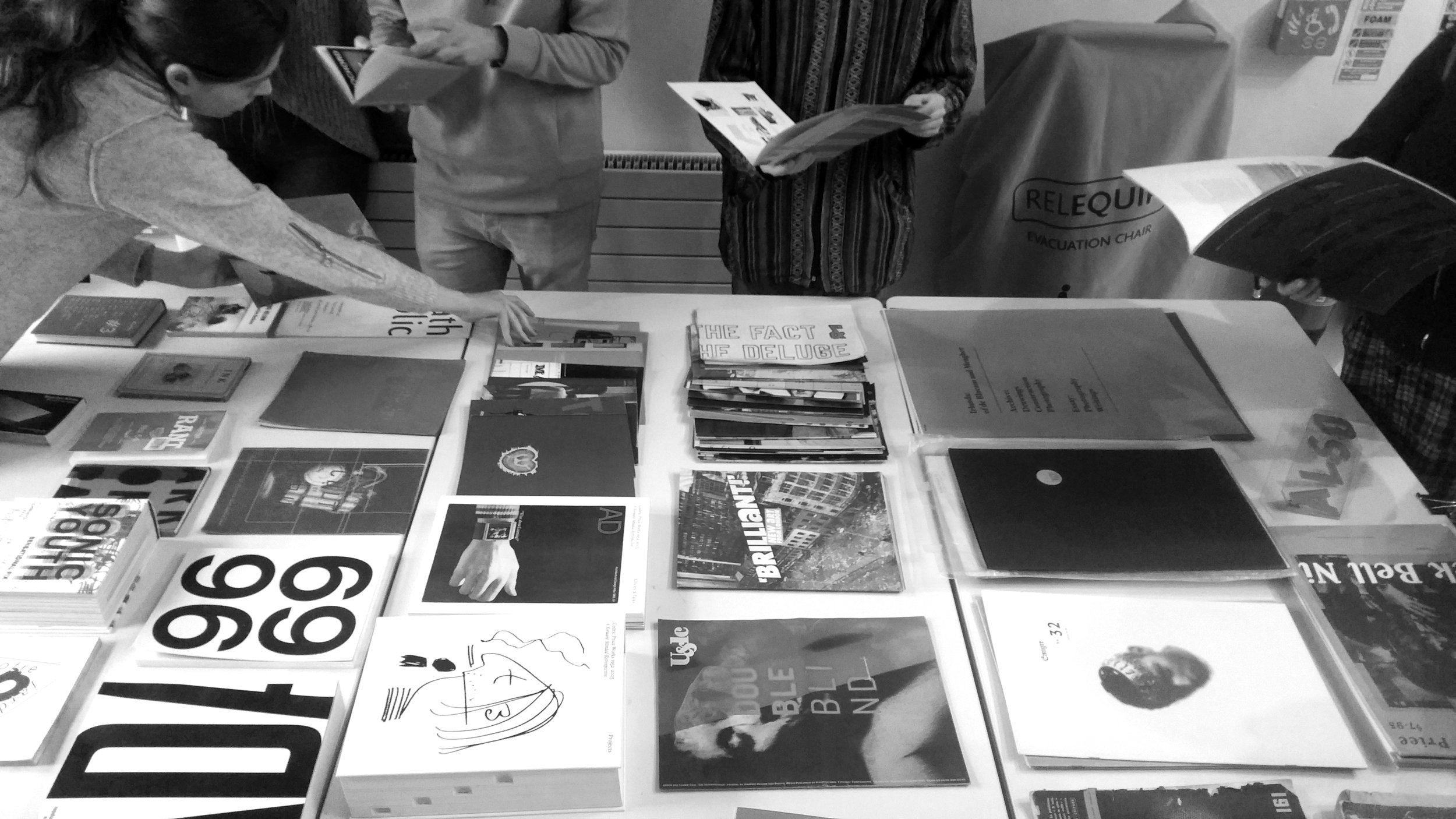 Peter Maybury: Formats