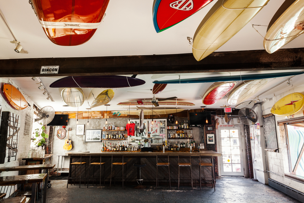 brandon d'leo rockaway beach surf club