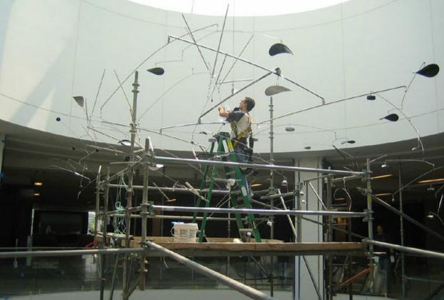 brandon d'leo installation nyc artist