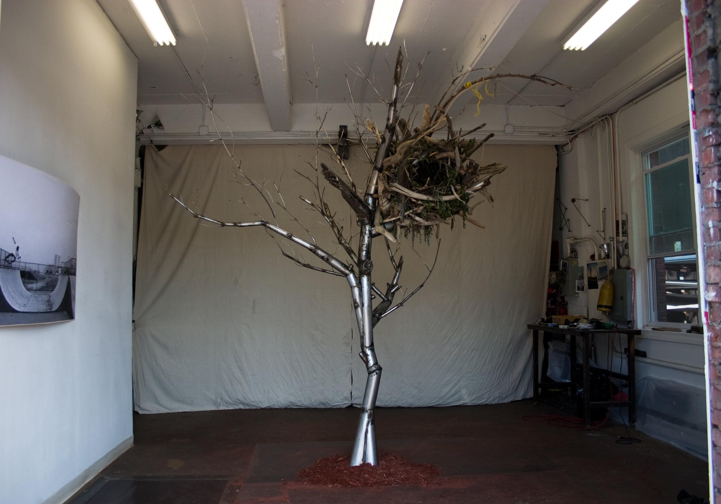 brandon d'leo artist new york city sculptor