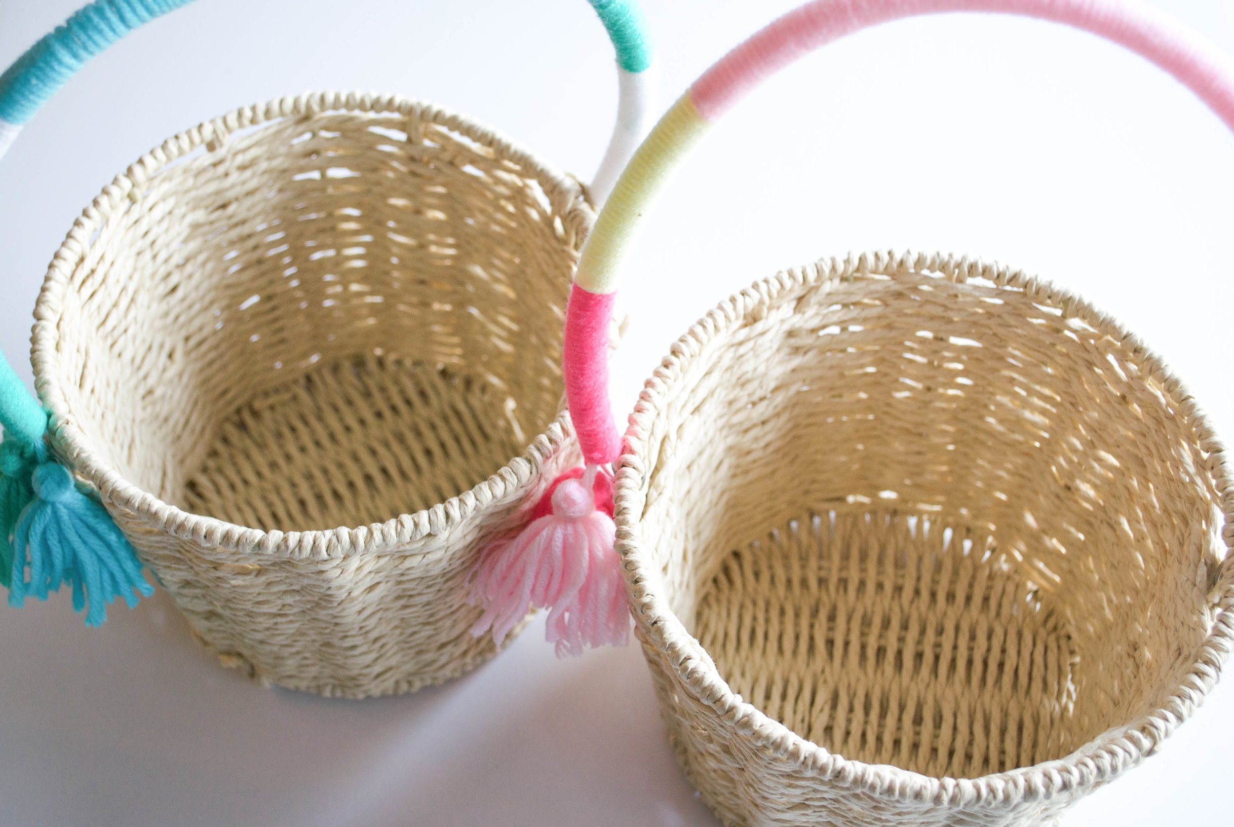 sincerely ashley   easter basket