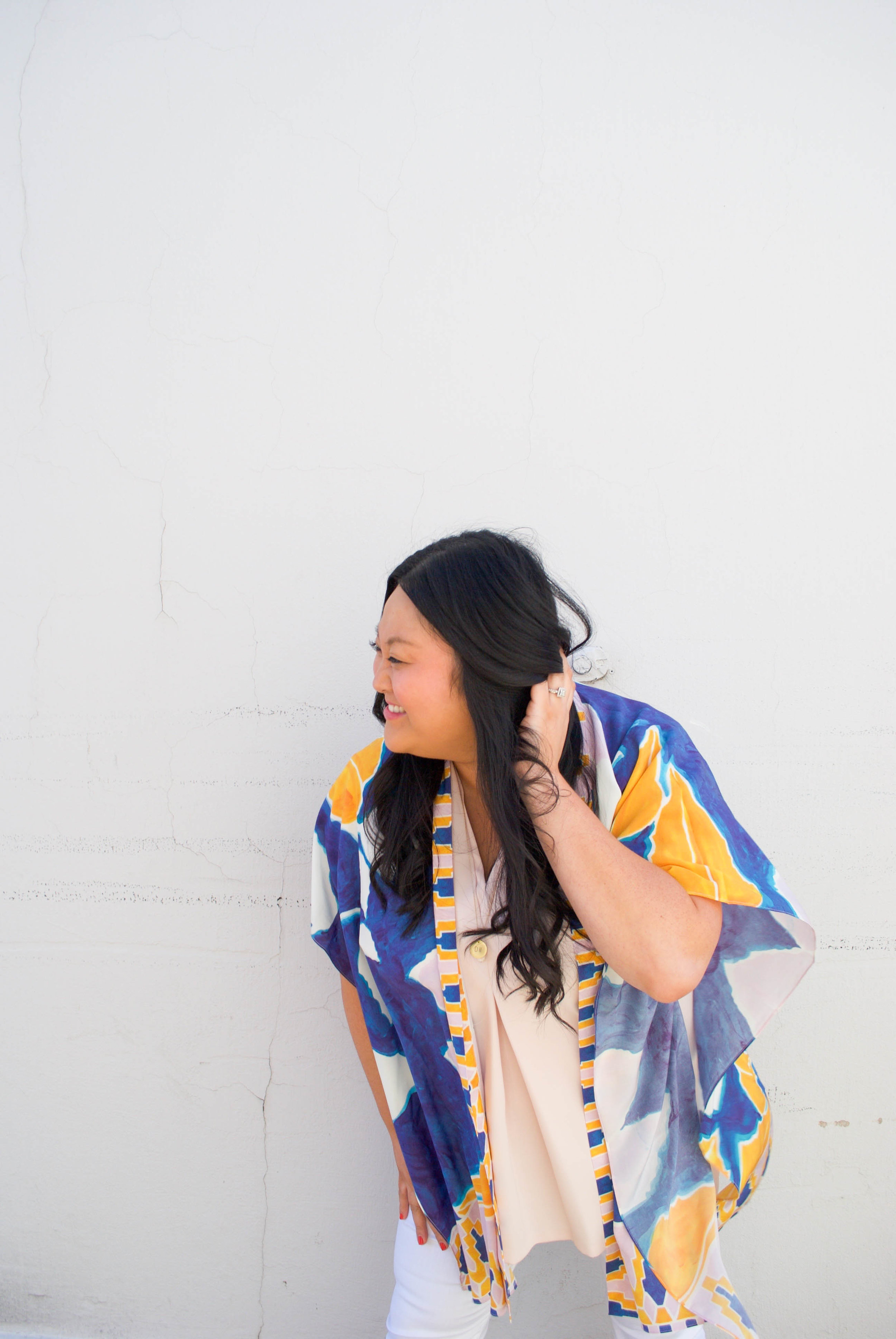 sincerely ashley | anthropologie-kimono
