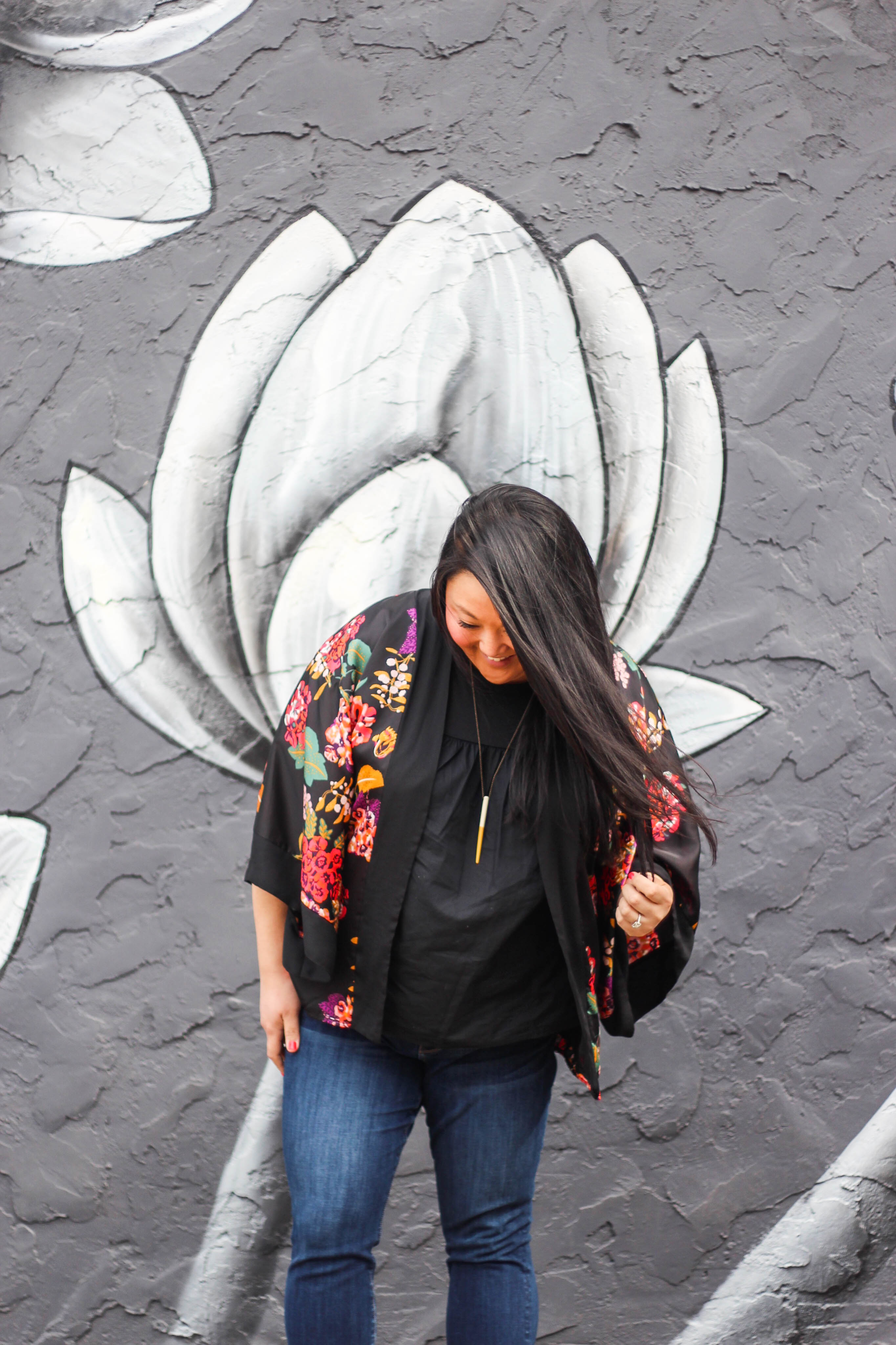 sincerely ashley | floral-outfit-post