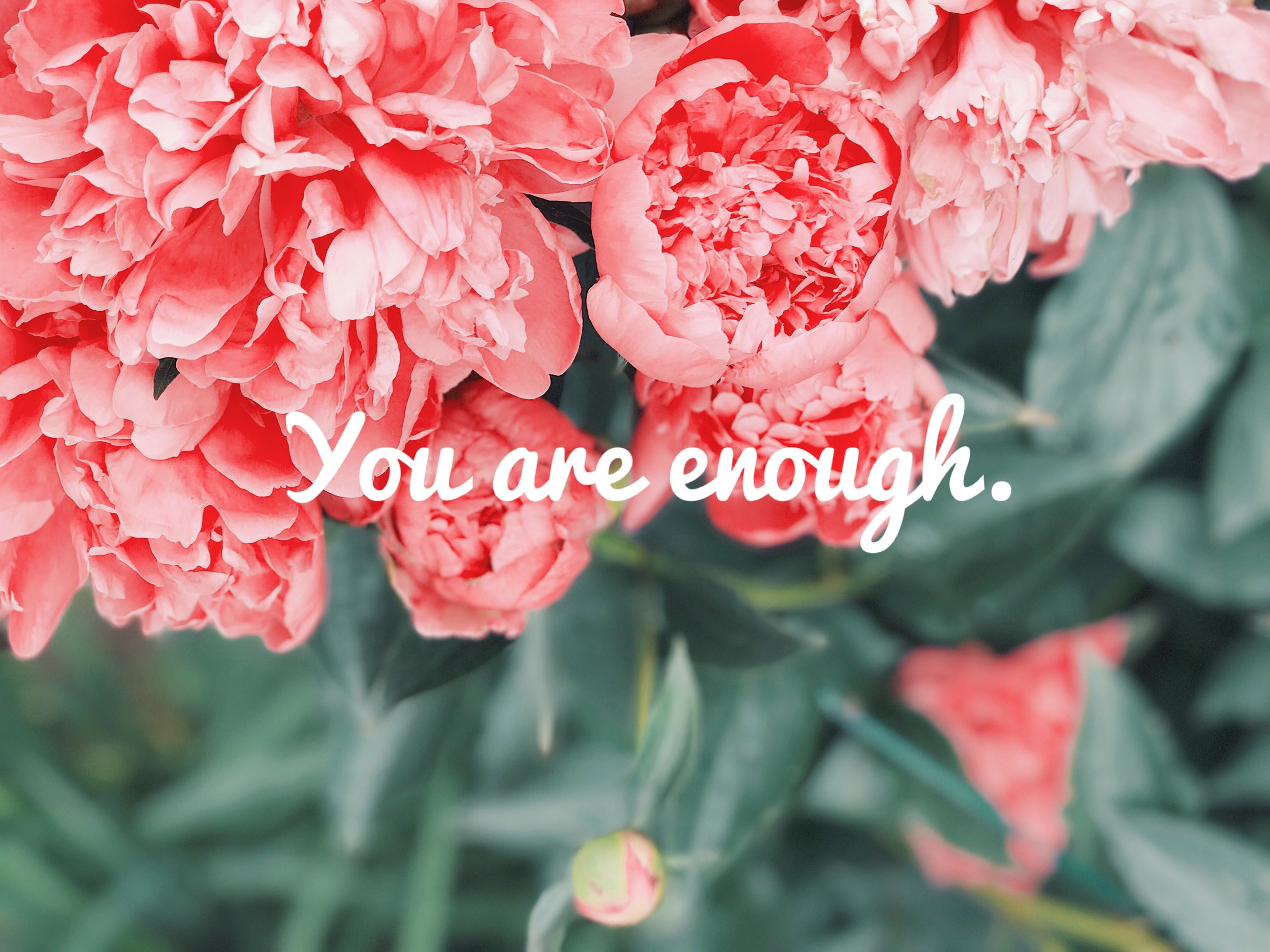 sincerely ashley | you-are-enough