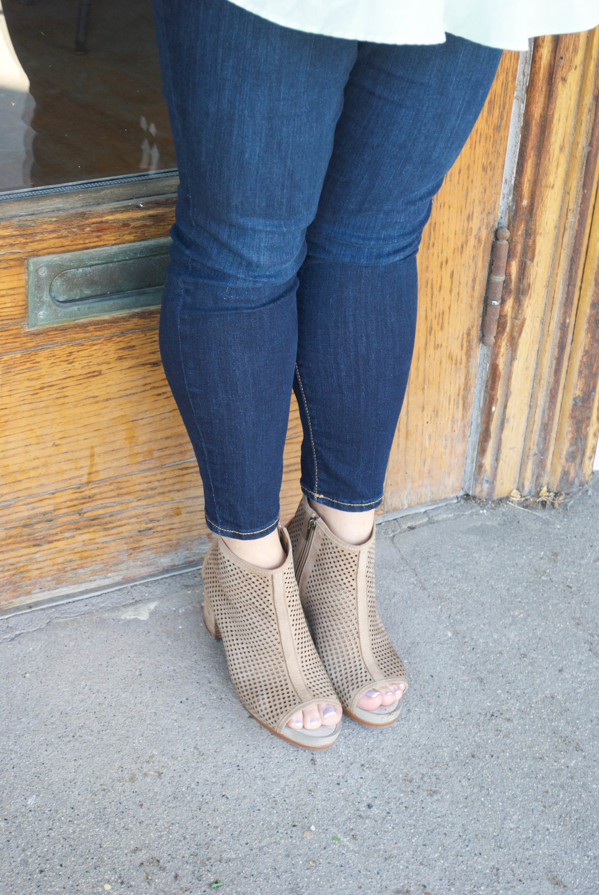 sincerely ashley | hush-puppies-heels