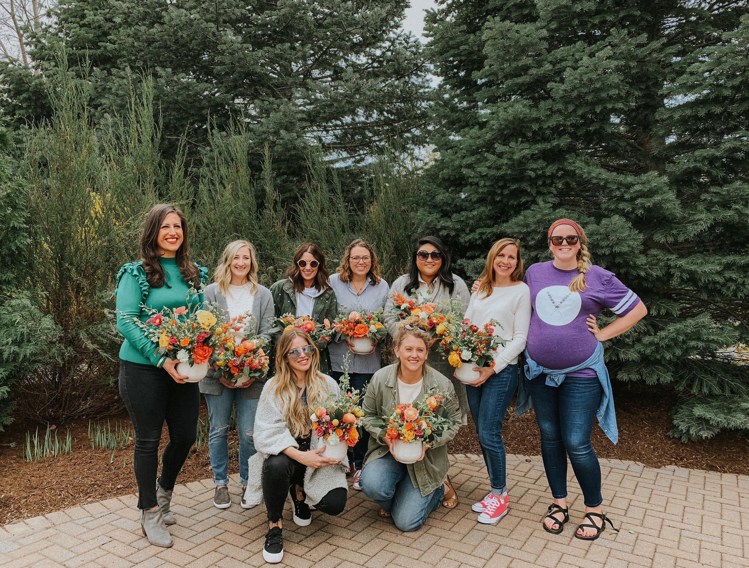 sweetwater floral workshop