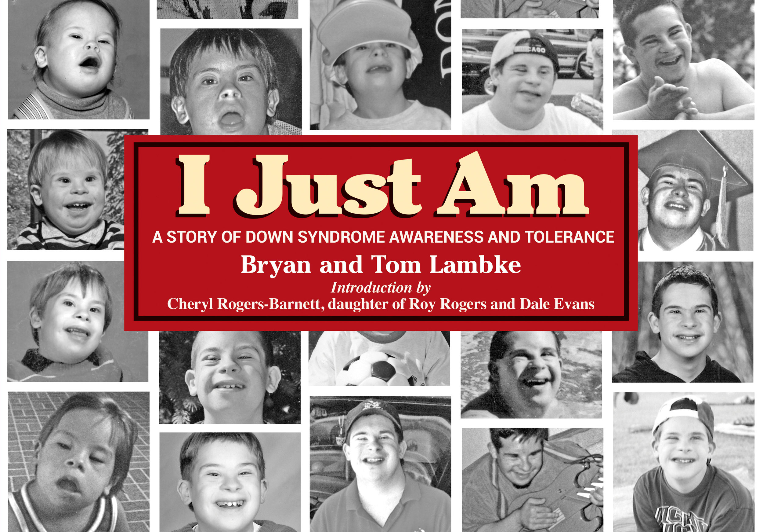 Introduction to  I Just Am  by Cheryl Rogers-Barnett, daughter of Roy Rogers and Dale Evans