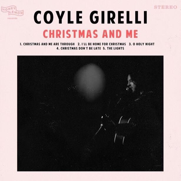 Coyle Girelli - Christmas and Me EP (2018)