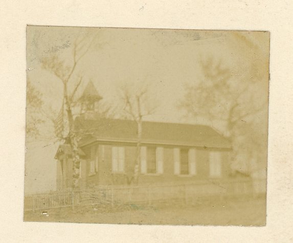 Myers Schoolhouse c.1915 All rights reserved: Delhi Historical Society