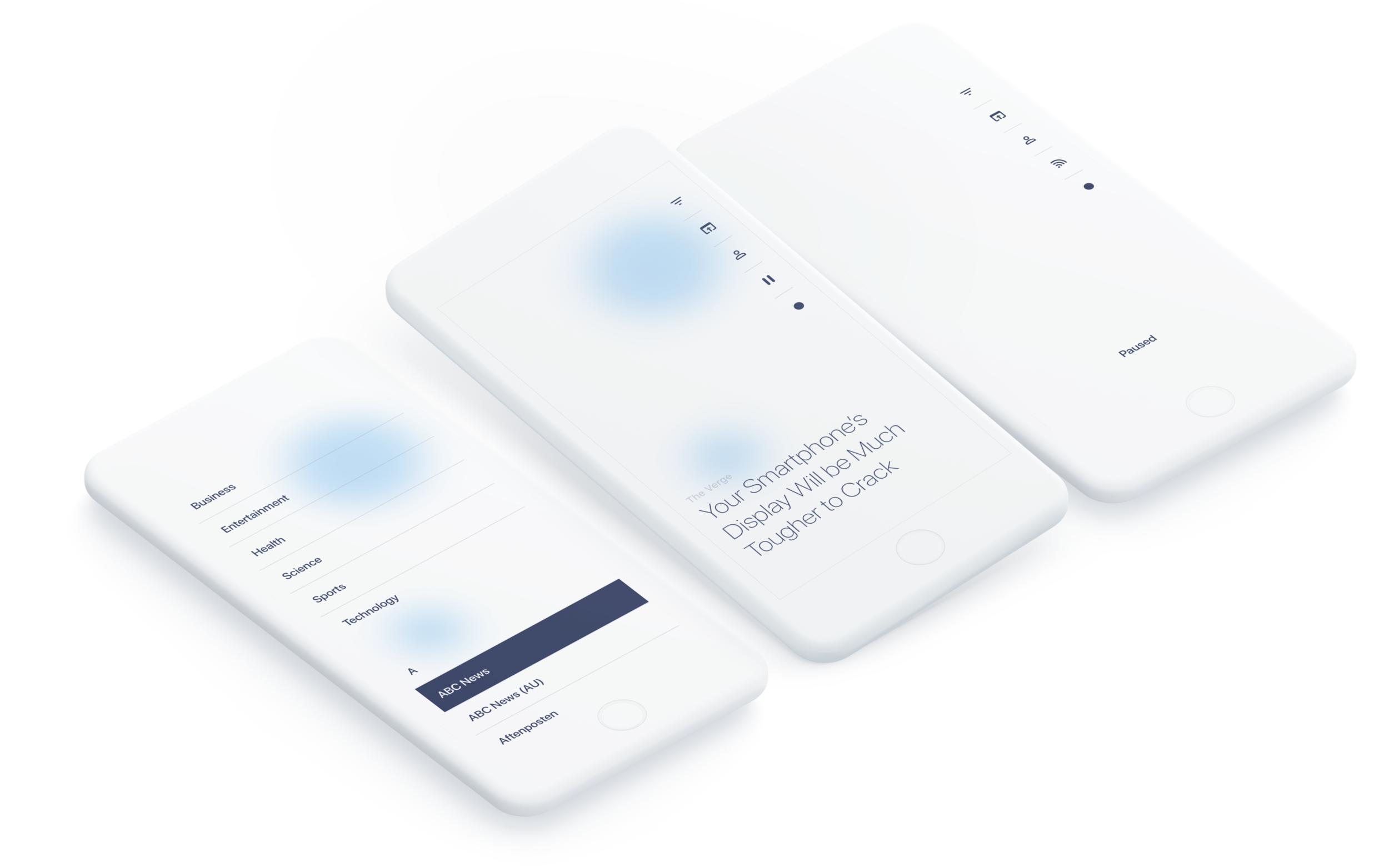 audiosume - interaction design - UI elements clear distinction@2x.png