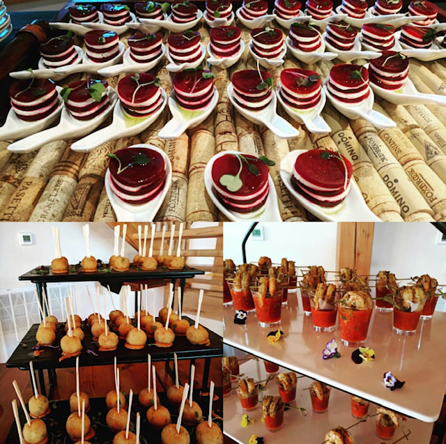 Catering by Mike DiStasi Grand Oak Villa