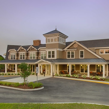 The Residence at Salem Woods   Salem, New Hampshire 77,000 Square Feed Assisted Living Facility Eckman Construction