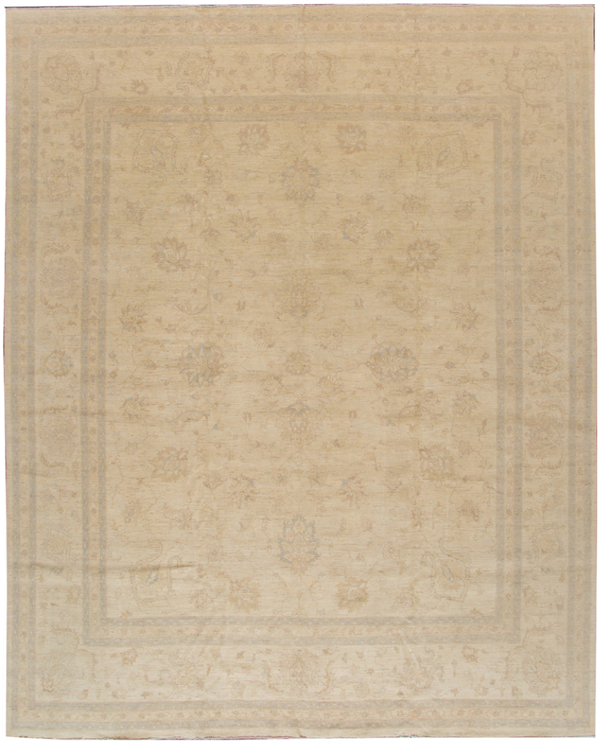 Mable's Garden - Hand Knotted100% WoolDimensions: 12' x 15'Price: $12,000.00