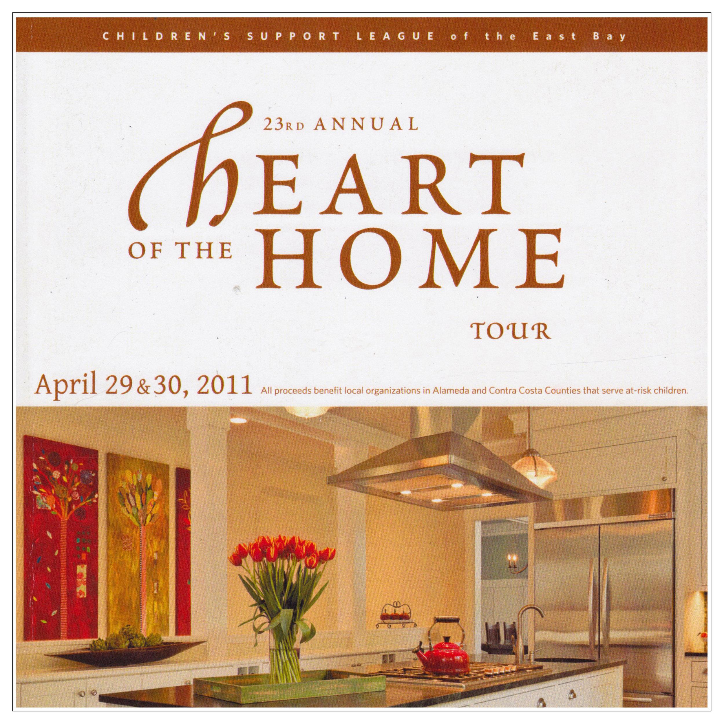 Diablo Magazine   2011   Heart of the Home Tour