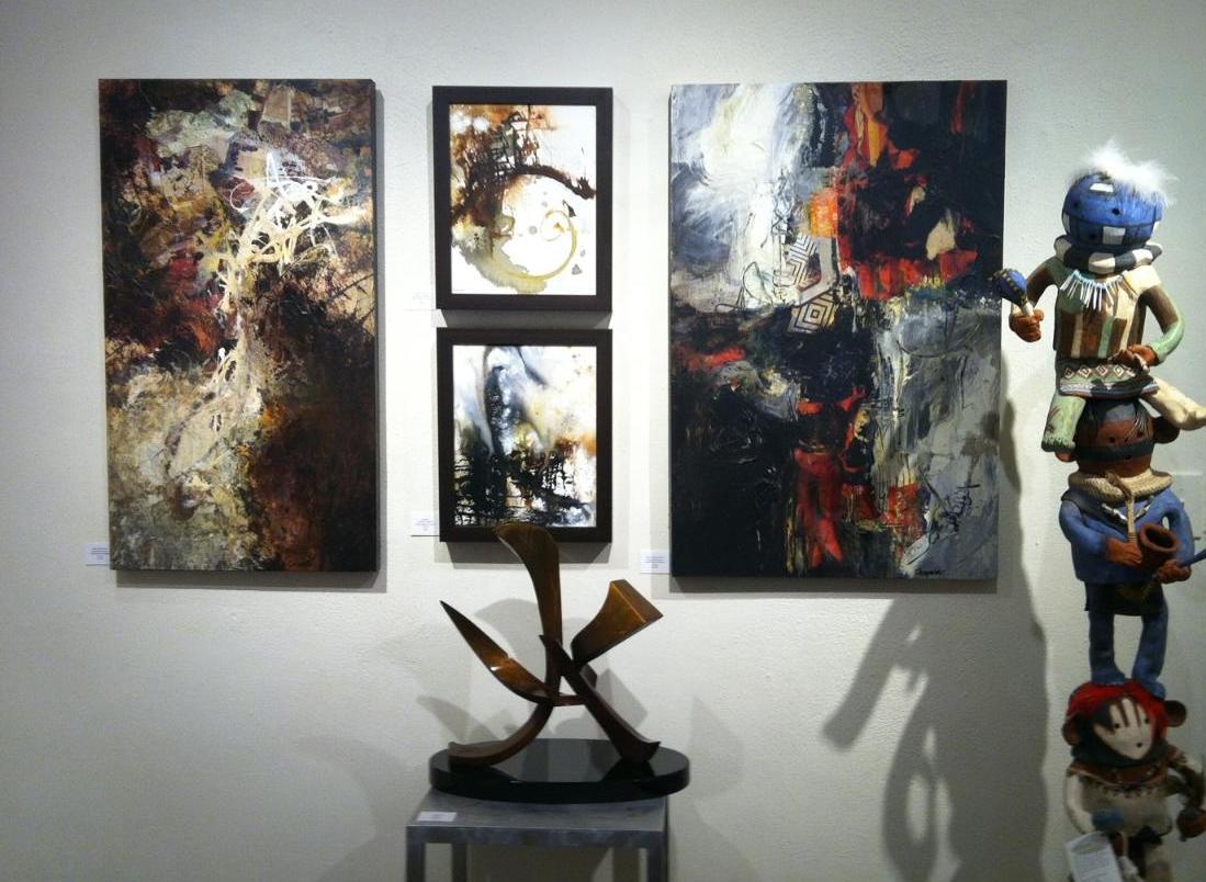Santa Fe, NM - Canyon Road Contemporary Art Gallery