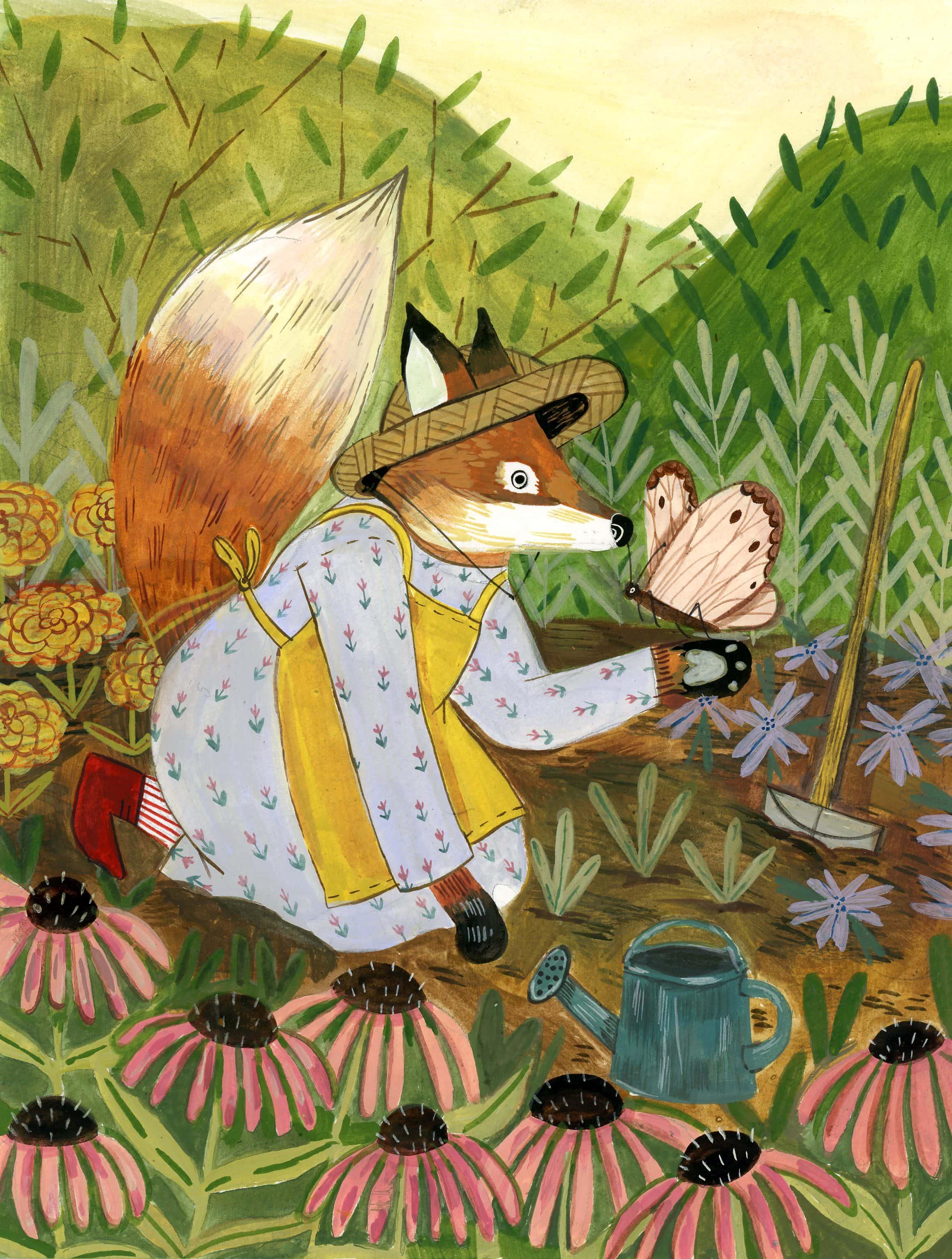 Gardener Fox