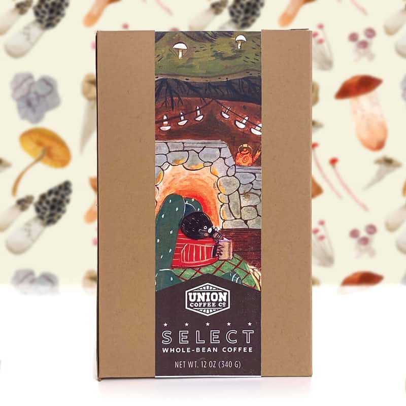 Want to support Madison while drinking exquisite coffee? - Order our small-batch Rwanda featuring Madison's label while it's still available and 10% of the proceeds will go to the artist!