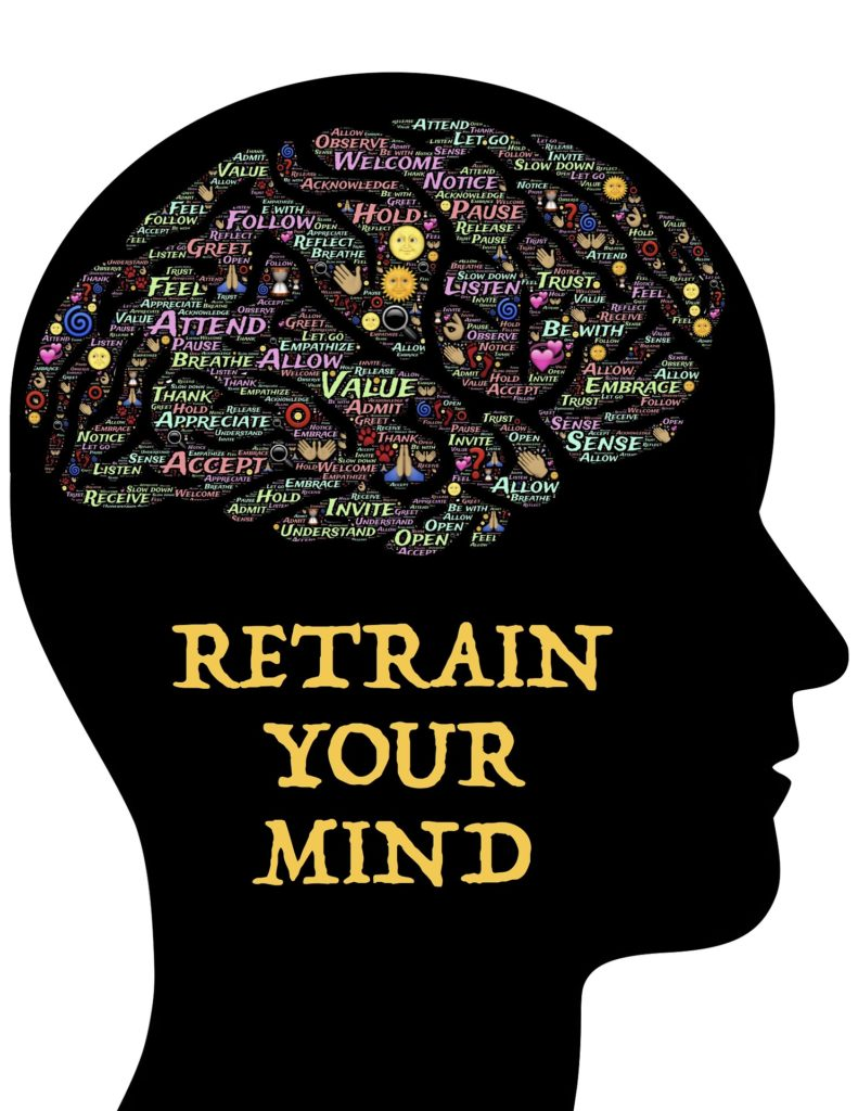 You are not your illness. Retrain your brain and feel better.