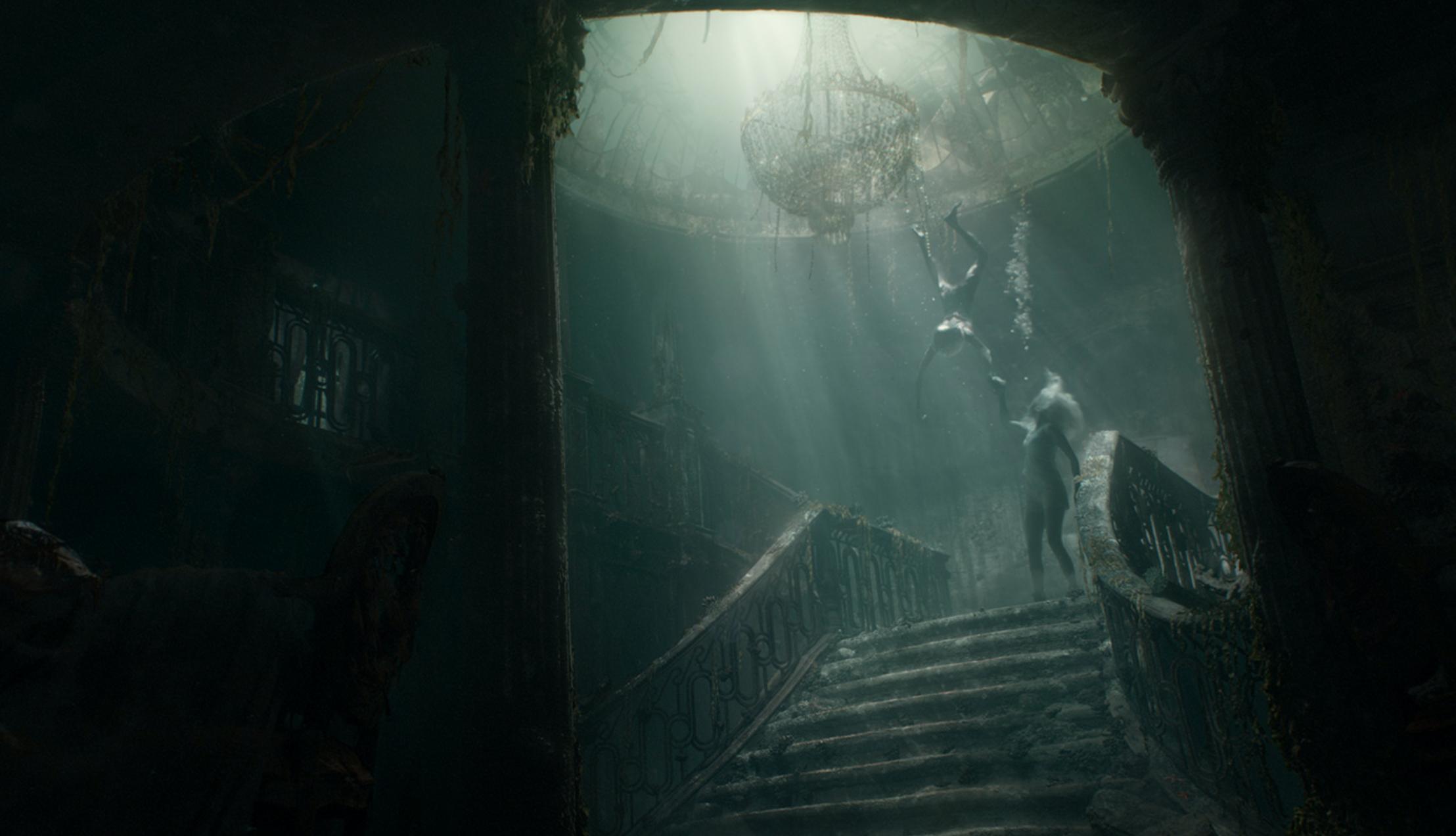 Underwater - See more…
