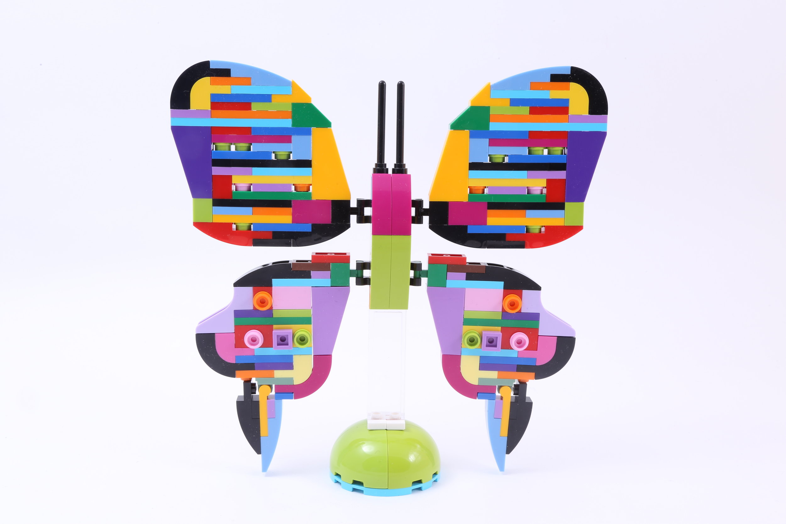 Lego Spring Butterfly