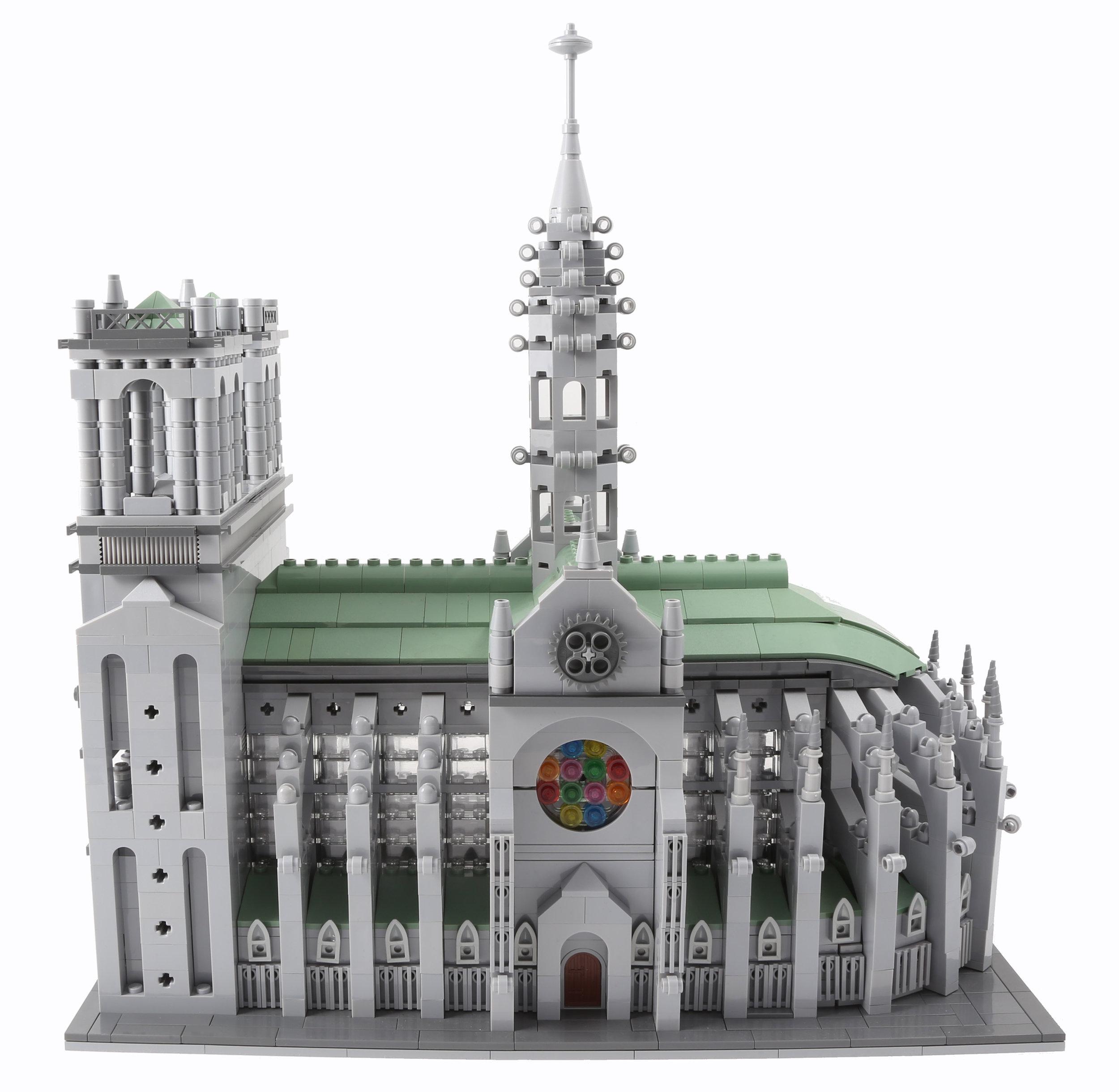Lego Notre Dame