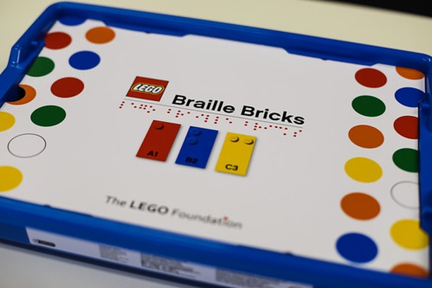 Of course we need Braille bricks, and now LEGO is actually going to make them.  http://ow.ly/PXa650rrhFh