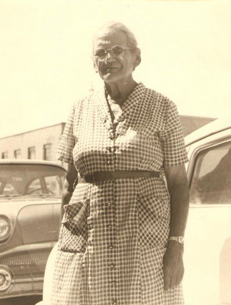 """Not only the first woman to hike the entire Appalachian Trail alone, she accomplished the feat at the age of 67 in 1955. She came to be known as """"Grandma Gatewood"""" by the public and was also a survivor of domestic violence. She hiked and explored the USA up until her death."""