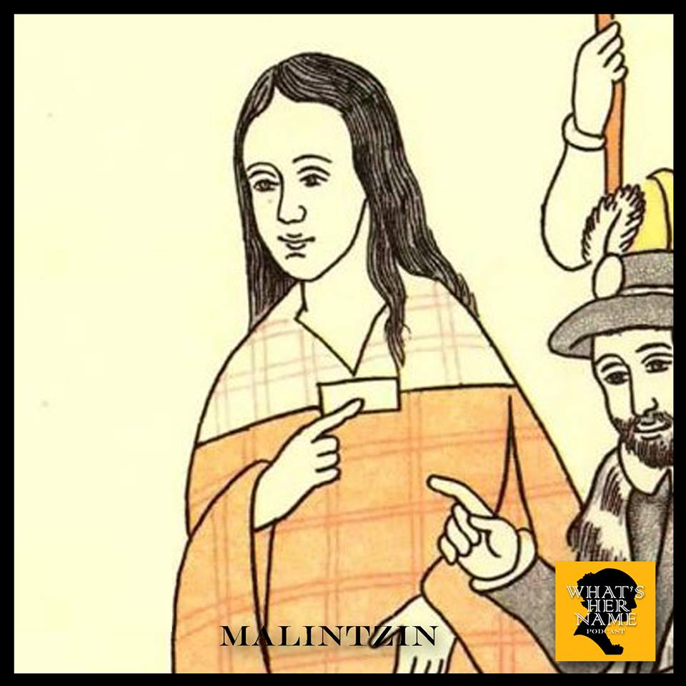 """A very controversial figure, Malintzin, often known as """"La Malinche"""" or """"Doña Marina"""", was a enslaved Nahua woman who served as Hernán Cortés' interpreter during the Spanish conquest of Aztec (Mexica) Expire. On one hand, a traitor to her people; on the other, a woman who did what she needed to survive and could never have anticipated the long-term consequences of the conquistadors. Either way, she was a key figure in the Spanish conquest of Mexico, something with deep and enduring effects to this day."""