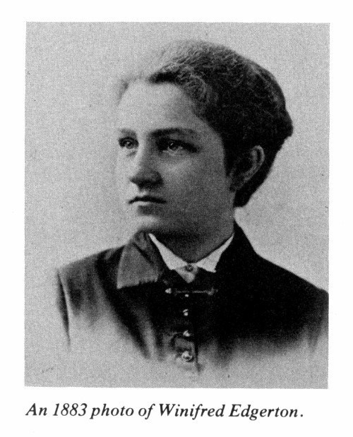 She was the first American woman awarded a Mathematics PhD, which she received from Columbia (all-male at the time) in 1886. When at Columbia, she was not allowed to attend lectures and largely had to study alone from books. She served on the committee that founded Barnard College, a Columbia-affiliated women's college.