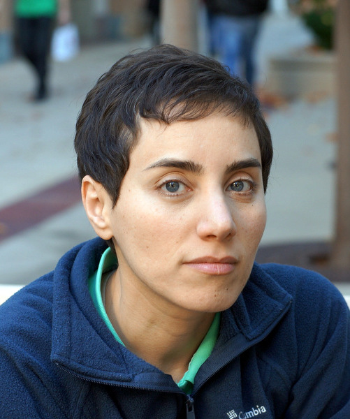 Mizakhani was the first (and currently only) woman to win the Fields Medal, one of math's highest honors, for her work on complex geometry and dynamic systems. She was born in Iran and worked as a professor at Standford. She passed away due to breast cancer at age 40 in 2017.