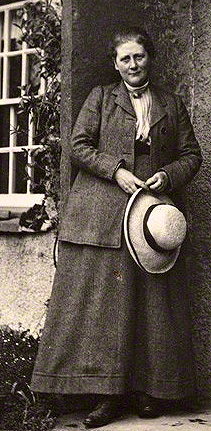 She is best known for her children's books such as  The Tale of Peter Rabbit . Potter was also a botanist and conservationist, who furthered research on fungi. She also had strong business acumen, pushing to license her work and making the first Peter Rabbit doll.
