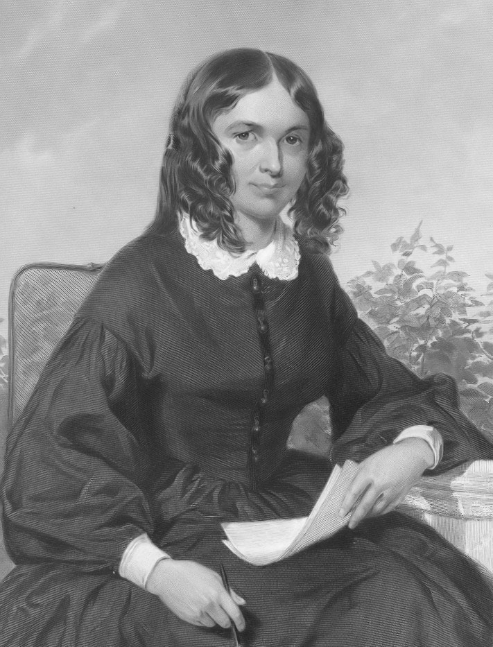 She was a popular British poet of the Victorian era. Elizabeth suffered from poor health her entire life and only lived to 55, but during that time she became a celebrated poet whose work influenced Poe and Dickinson.