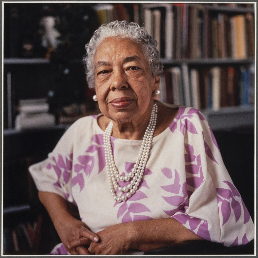 She was the first African American female White House correspondent. She pushed politicians on civil rights in her journalism and worked on Lyndon B. Johnson's presidential campaign. Even at her most successful, Dunnigan still often had to pawn her watch to afford to eat.
