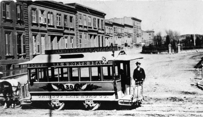Charlotte Brown was forcibly removed from a San Francisco streetcar, a century before Rosa Park refused to give up her bus seat. Not only did she refuse to move, a suit against the railroad company awarded her $5,000 and affirmed the right of African Americans to ride San Francisco's streetcars.