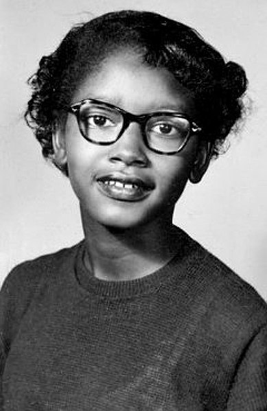 Colvin was arrested at age 15 in 1955 after refusing to give up her seat to a white woman on a segregated bus, about 9 months before a similar incident involving Rosa Parks. She was one of four plaintiffs in the case Browder v. Gayle, which led to the US Supreme Court declaring Alabama bus segregation unconstitutional.