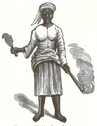 """Mary Thomas was one of the leaders of the Fireburn riot in 1878 in the Danish West Indies. She came to be called """"Queen Mary"""" for her role in the rebellion in which free Black plantation workers demanded better conditions."""