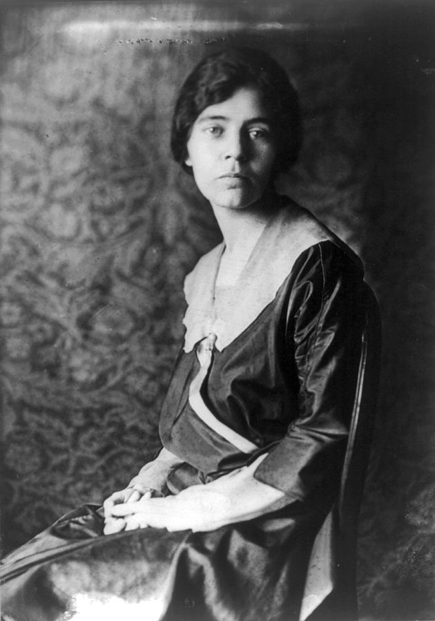 Alice Stokes Paul was a militant American suffragette who was influential in American women's suffrage. To achieve equality, Paul marched on Washington, was arrested several times, and went on hunger strikes.