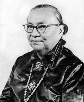 Annie Dodge Wauneka was a Navajo woman who spent her life improving the health of the Navajo Nation. Reservations were filled with poverty and disease, so Waukneka spent her career merging Western medical practices with Navajo traditions. She became the first Native American to receive the Presidential Medal of Freedom in 1963.