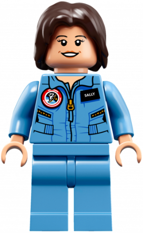 Sally Ride - Astronaut and Physicist - 1st American Woman in space